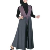 Busana Muslim Wanita Tanpa Kerudung Raindoz RNG 040