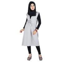 Busana Muslim Wanita Tanpa Kerudung Raindoz RBV 055