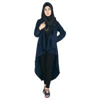Busana Muslim Wanita Tanpa Kerudung Raindoz RRY 004