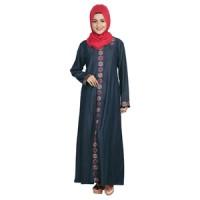 Busana Muslim Wanita Tanpa Kerudung Raindoz RIS 035