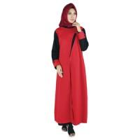 Busana Muslim Wanita Tanpa Kerudung Raindoz RSG 022