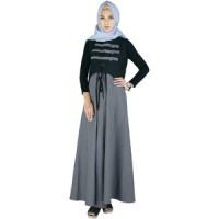 Busana Muslim Wanita Tanpa Kerudung Raindoz RNH 010