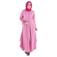 Busana Muslim Wanita Tanpa Kerudung Raindoz ROK 027