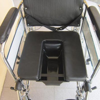 Kursi roda Sella 3in1 (Baring, Berak, duduk)