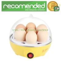 Electric Egg Cooker Boiler / Alat Rebus Telur - Yellow