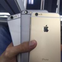 iPhone 6 16GB silver / grey / gold second bekas