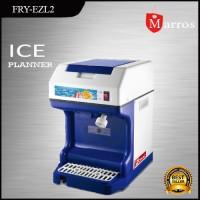 Penyerut Es Dan Ice Planner Fomac ich-a168 | Mesin Serut Es Otomatis