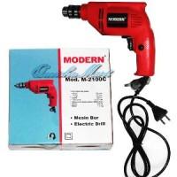 Modern Drill / Mesin Bor 10mm M-2100C (Bolak balik)