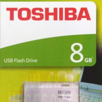Flashdisk Toshiba 8GB Ori 99% | Flash Disk Toshiba 8GB