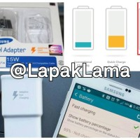 DIJUAL Charger samsung 2A ORIGINAL SEIN ORI 100 % Note 4 / S6 / Tab /
