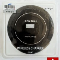 DIJUAL Fast Charge Wireless Charger Stand Samsung Galaxy Note 5 S6 s7