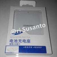 DIJUAL Desktop Charger Samsung Galaxy S4 i9500 (acc by samsung) MURAH