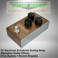 Efek gitar TC Electronic Echobrain Analog Delay 100% baru original