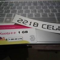 Total 2 gb Voucher - Vocer Kuota ++ Isi Ulang Kartu 3 / Three / Tri