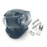 LAMPU TEMBAK LED CREE LED LUXEON PROJECTOR + CHARGER HP