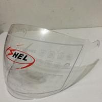 Kaca helm GM Evolution Merk CLEAR