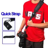 Quick Rapid Sling Strap Kamera - Black