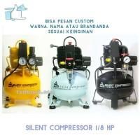 Kompresor mini silent airbrush / Silent compressor