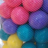 Bola Plastik Kecil Premium untuk Bermain dan Mandi Bola