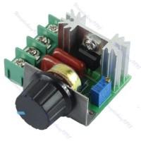 2000W SCR Voltage Regulator/Dimmer/Speed Controller 220 V AC