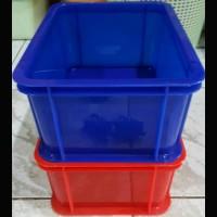 HANATA 1101 SPARE PART CASE BISA TUMPUK / JOLLY BOX / BOX CONTAINER