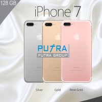 [iP7] iPhone 128GB 7 Rose Gold / Silver / Gold