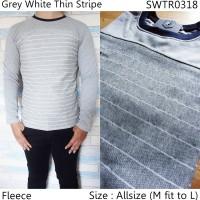 Sweater Pria Distro Keren Grey White   Sweater Rajut   Sweater Pria 02