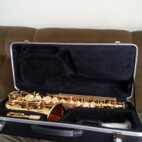 Saxophone Ostrava Alto Gold Series