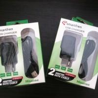 TRAVEL CHARGER USB SMARTFREN ORI 99% /CHARGER SMARTFREN