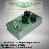 Efek gitar TC Electronic The Prophet Digital Delay 100% baru original