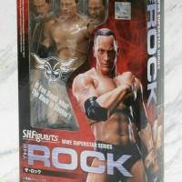 SHF THE ROCK WWE ORI