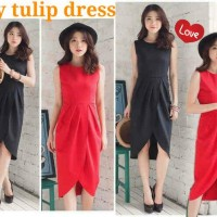 Lily tulip dress #realpicture