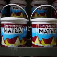 Matex Warna Cat Genteng 3,785L Nippon Paint