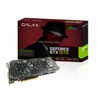 GALAX NVIDIA GEFORCE GTX 1070 EX 8GB DDR5 (READY)