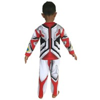 Baju Anak Kostum pahlawan ultraman Topeng Superhero Go