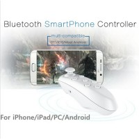 VR Box Bluetooth Smartphone Gamepad Controller - White Limited