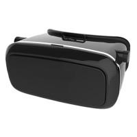VR Shinecon Virtual Reality for Smartphone - Black Diskon