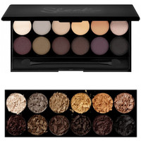 Sleek I-Divine Eyeshadow Palette Au Naturel