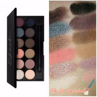 Sleek i-Divine Eyeshadow Pallete Au Naturel & Oh so Special