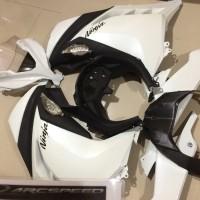 Fairing Set Kawasaki Ninja 250 fi Bahan Plastik ABS