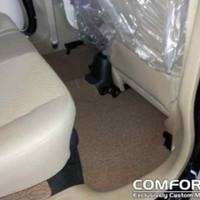 Karpet mobil Comfort Deluxe Honda Brio 2 Baris