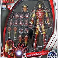 Mafex Iron Man Mark 43
