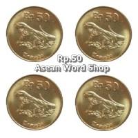 Uang Koin Kuno Rp.50 Komodo