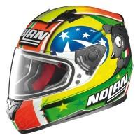 Helm Nolan N64 Melandri Misano Original