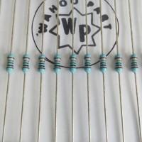 Resistor taiwan 10 ohm metal film 1/4 watt 1%