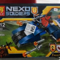 Lego Nexo Soldiers LELE 79303
