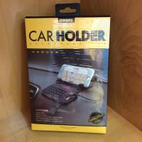 hadir Remax Car Holder Super Flexible / Enjoy Stand + Kabel Charger 2