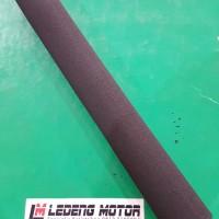 Busa Stang Motor Universal Handle Grip Hanfad Hitam Polos Empuk