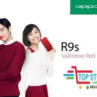 OPPO R9S Valentine Red Edition Ram4/64gb NEW/SEGEL/ORI 100%