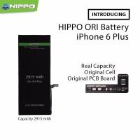 Hippo baterai iphone 6+ 6 Plus 2915 MAH Original Premium Cell Quality